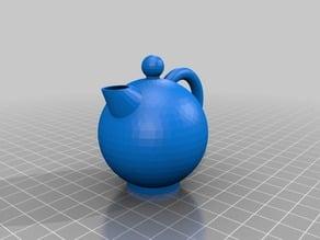 Puzzle Teapot