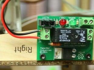 Ben's Makerbot Safety Cutoff Switch Rev-D