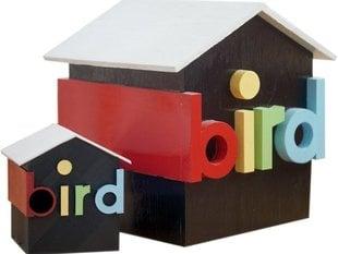 "3D-Printed Birdhouse, ""bird"" House"
