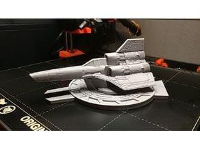 Battlestar Galatica '80 (Dual Seat) Recon Viper