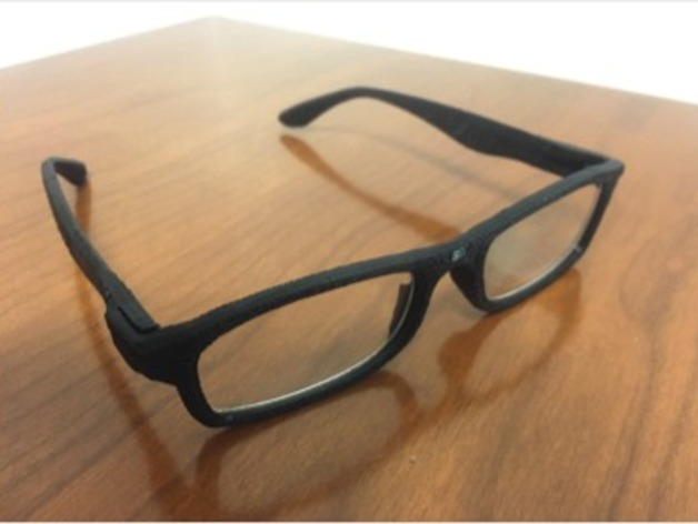 69125dd23fa Glasses collection - Thingiverse