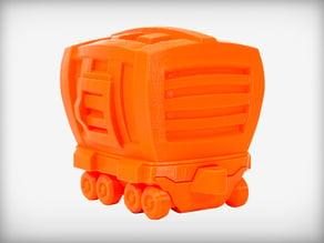 Brawny Boxcar