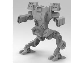 Battletech Arctic Wolf II