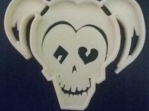 harley quinn suicide squad cookie cutter