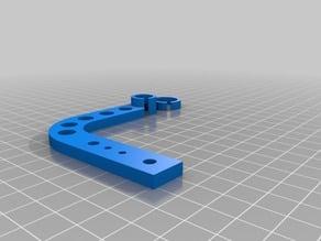 Wanhao i3 filament holder
