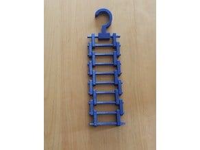 Modular Tie Rack