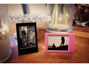 Fuji Instax Mini picture frame