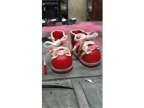 Chucky's Shoes from Child's Play