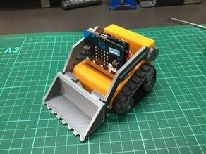 miniPOW for micro:bit - Bulldozer