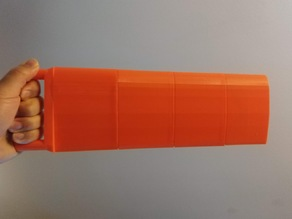 Wing Handle Attachment for Modular Wing