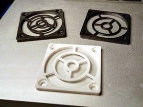 Lightweight 40mm fan grille