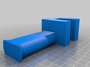 2040 Extrusion Filament Spool Holder