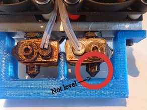 Wanhao Nozzle Gauge Tool