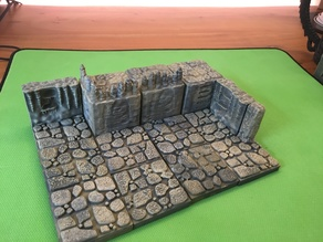 Cavern Elevated Tiles (Openforge 2.0 compatible)
