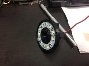 Andonstar 2MP 40mm ring light adapter