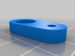 Rod Cover for Anet A6 x-axis block