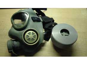 60mm Gas Mask Filter