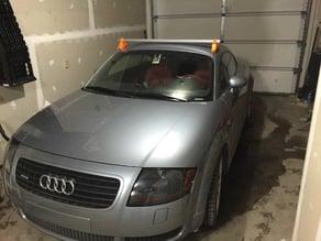 Audi TT (8N) Roof Rack Mount