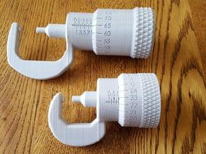 Micrometer Set Inch/Metric