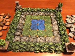 Tak - A Beautiful Game - Garden Version