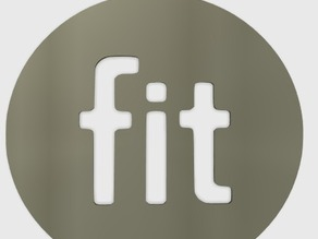 Be Fit Pendant