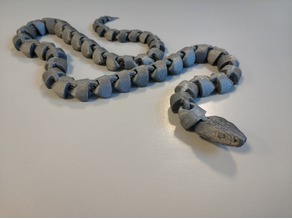 Articulated Snake v1 by Onasiis