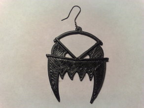 Halloween Glow in the Dark Earwear