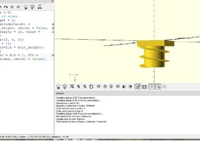 Openscad Libraries collection - Thingiverse
