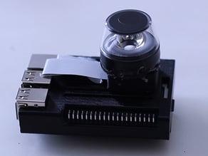 Raspberry Pi 360 Video Camera Case