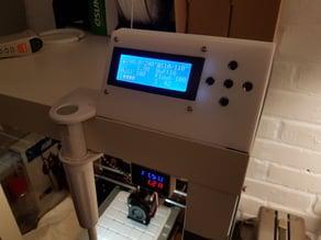 Tronxy P802-MHS external Display Enclosure