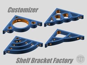 Customizer - Shelf Bracket Factory