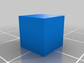 Cube 8mm
