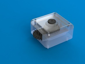 Reduction Gearbox 2.0 for Power Stick