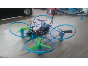 Tiny Racer FPV drone