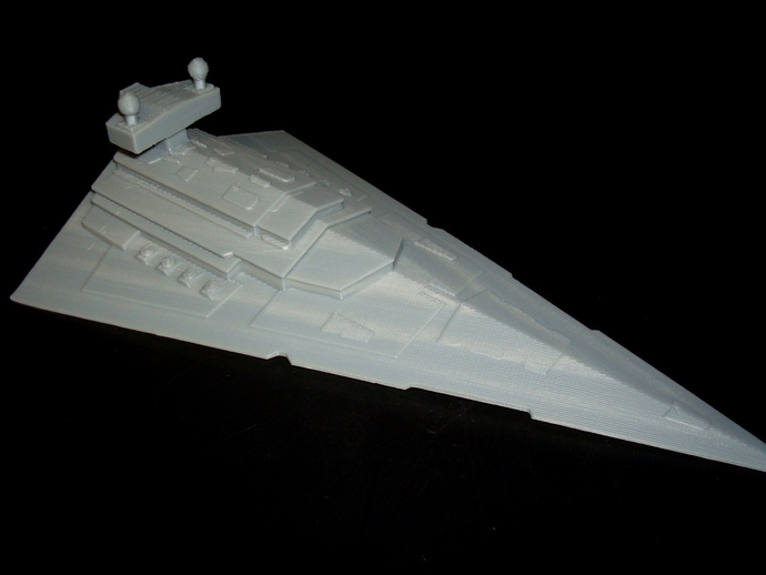 Imperial star destroyer by landru for 15 metrotech center 7th floor brooklyn ny 11201