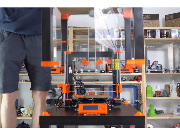 Original Prusa I3 Mk3 Enclosure Ikea Lack Table Prusa Research By