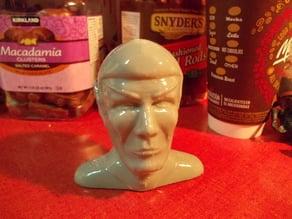 Spock Bust Redux