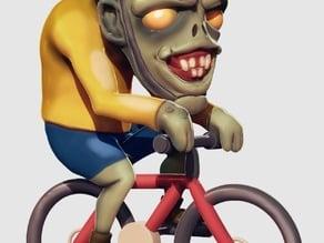 Zombie Cyclist (ZombWar)