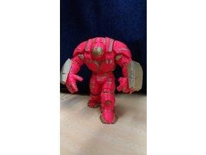 Hulkbuster with meshmixer