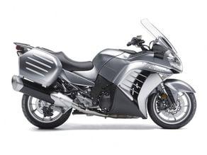 2011 Kawasaki Concours C14 key chain