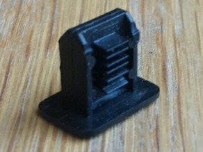 VW Sharan Trim Clip