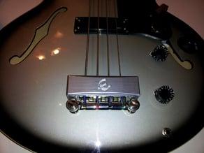 Bass Guitar Bridge Mute (Gib/Epi style)