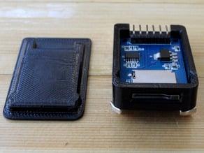 MicroSD cardreader 2040 mount