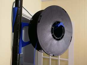 Helical Rack Mount Filament Spool holder