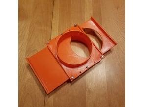 """4"""" slide gate valve"""