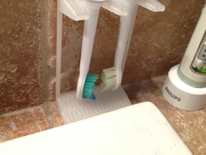 Sonicare head stand