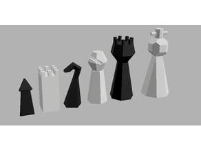 Polygon Chess Set