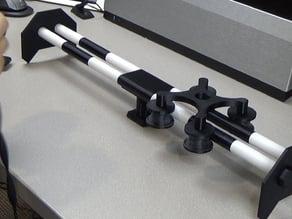 CAMERA SLIDER FULLY 3D PRINTED NO NEED TO BUY PARTS