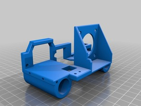 Titan Carriage - Robo 3D R1/R1+