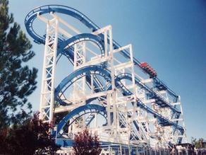 Flashback Roller Coaster